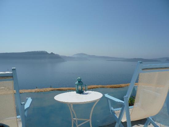 Aegeas Houses: Terrace