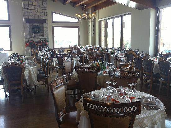 Tagli Resort & Spa: Setting