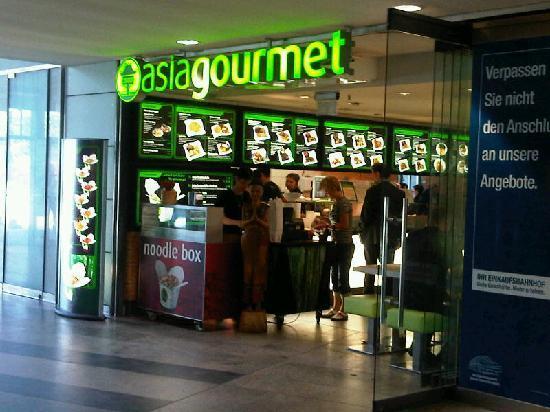 Asia Gourmet: restaurant