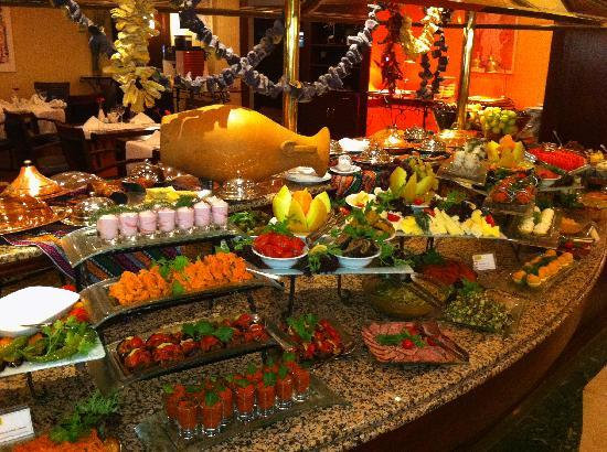 Eresin Hotels Topkapi : Buffet