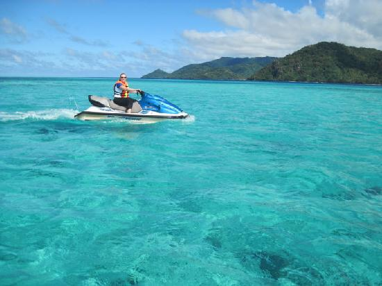 Pacific Harbour, Fiji: Amazing water