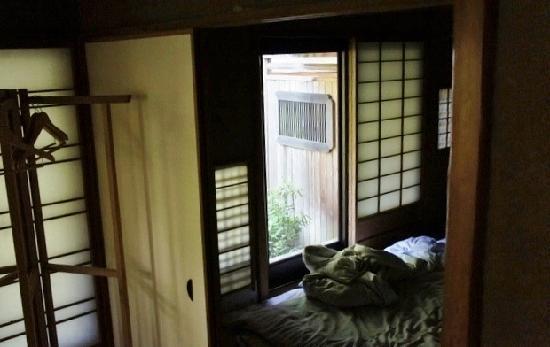 Sekishoin: Chambre Sur Jardin à Repeindre