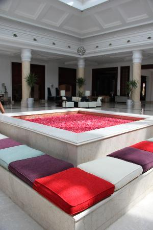 Premier Le Reve Hotel & Spa (Adults Only) : The Lobby