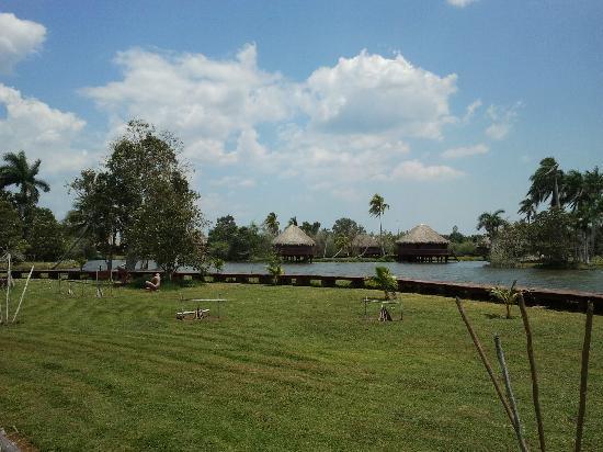 Guama, Cuba: villaggio degli indios taino