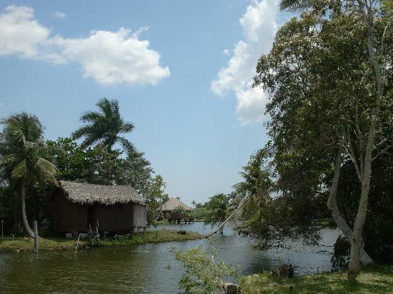 Guama, Cuba: village of indios Taino
