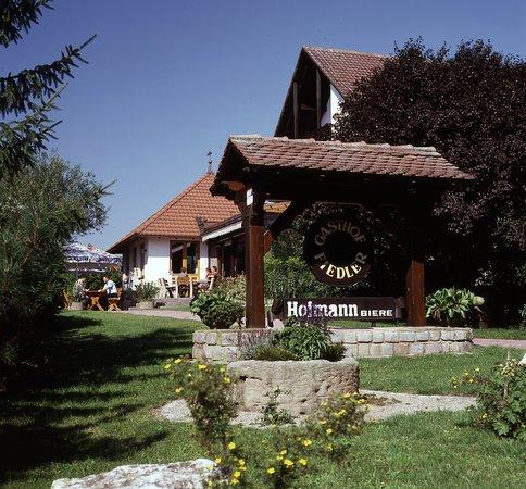 Dietersheim, Alemania: Herzlich Willkommen im Landgasthof Fiedler