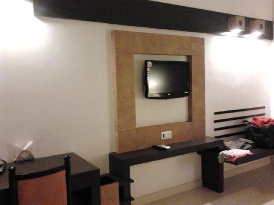 Hotel H.R. Palace: Tv
