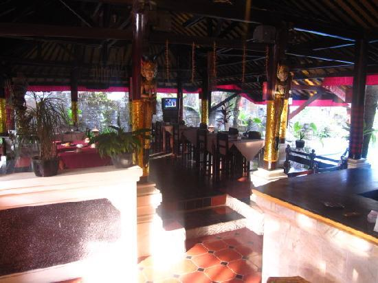 Graha Resort: Dining area