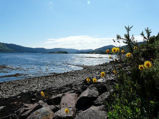 Loch Dubh: Lochcarron