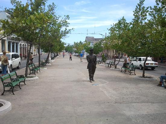 Cienfuegos, Cuba: el prado