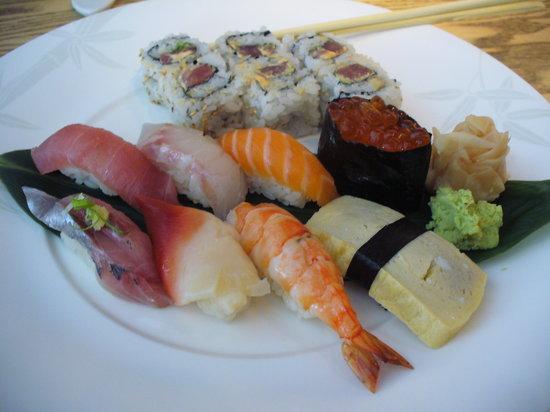 Nobu Restaurant : Sushi Lunch