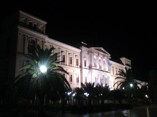 Syrou Melathron: The Town Hall