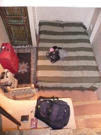 Riad Moullaoud: Habitación Sud Express