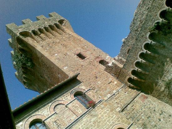 Agriturismi Il Castello La Grancia: castelletto