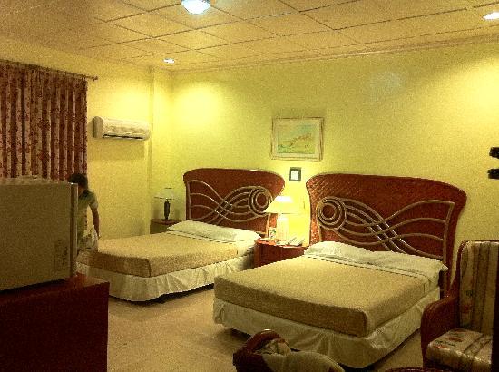 Boracay Royal Park Hotel: Standard Room