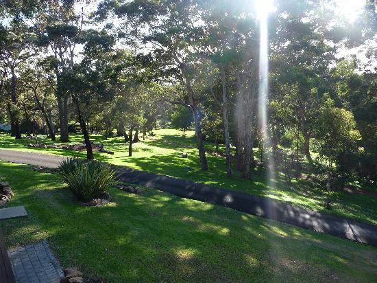 Karriview Lodge: Grounds