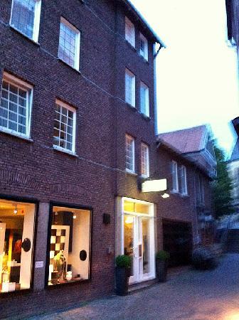 Hotel Busche: Entrance