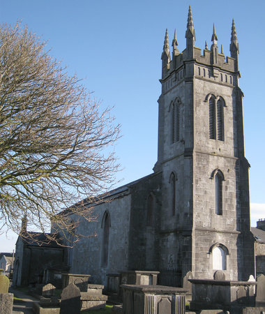 Limerick, Ireland: St Munchins Church