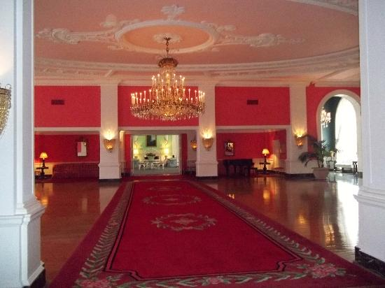 White Sulphur Springs, Virginie-Occidentale : Ball Room