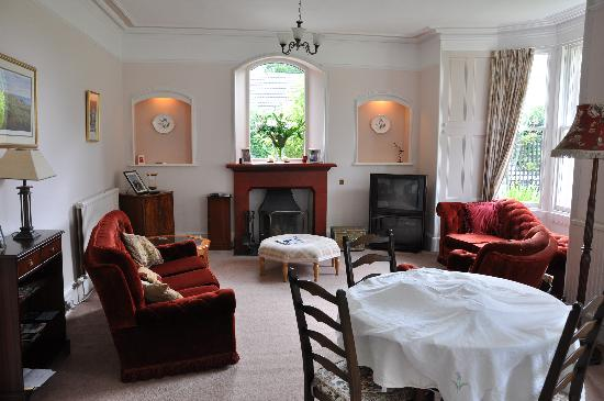 Highfield House: Parlor
