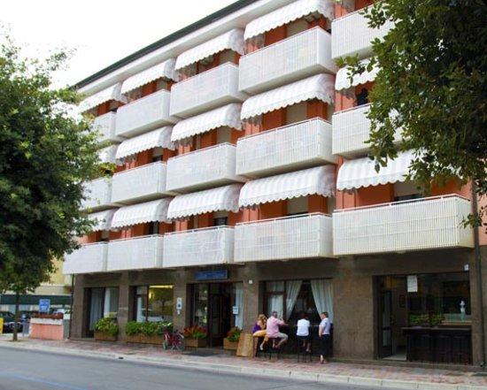 Hotel Desiree : esterno