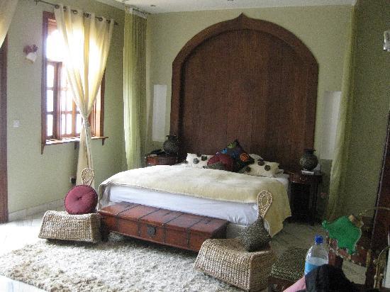 The Seyyida Hotel & Spa: My Room