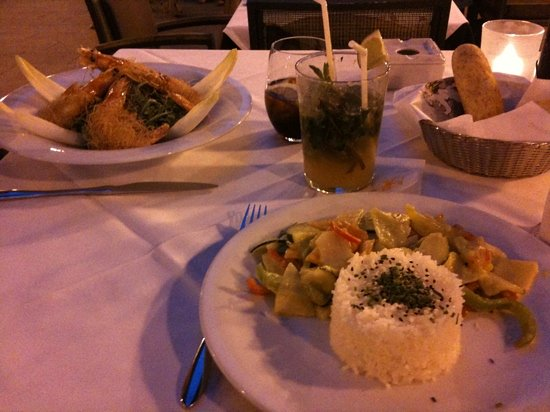 Restaurante Kitchen Stories: repas au kitchen stories de Madrid