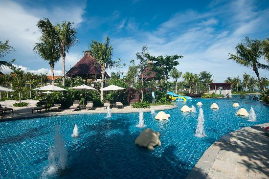 Renaissance Sanya Resort & Spa: Kids pool