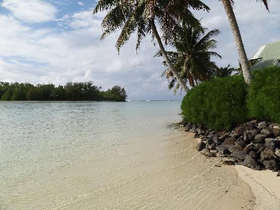 Sokala Villas: Muri lagoon