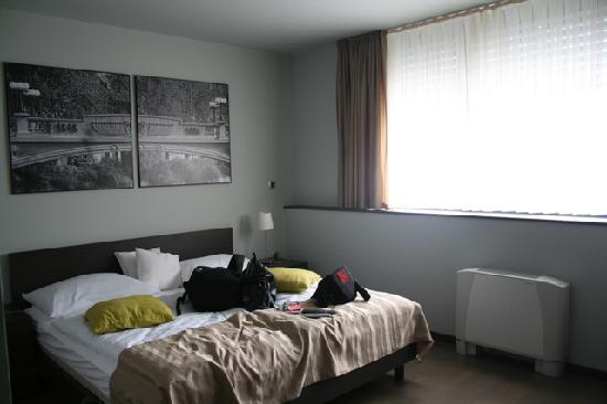 Birokrat Hotel : Habitación
