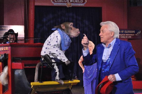 Circus World: David Rosaire and Vanna