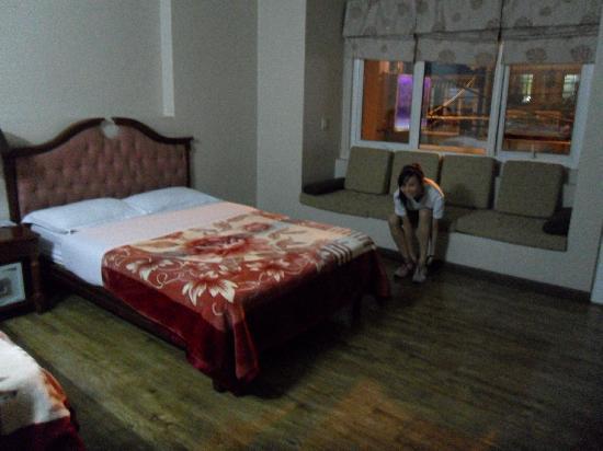 โรงแรมดรีมส์: free room upgrade