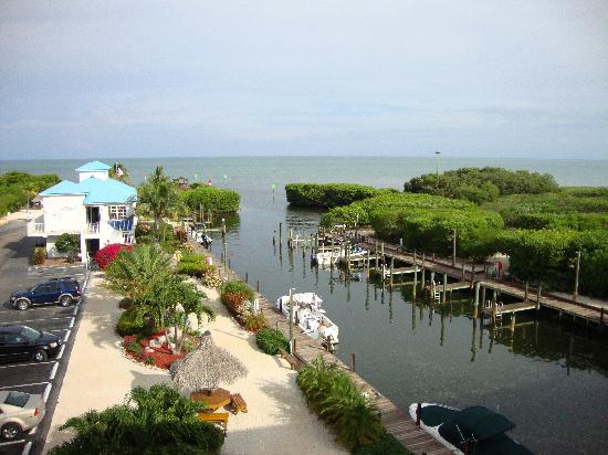 Ocean Pointe Suites at Key Largo: View from Balcony