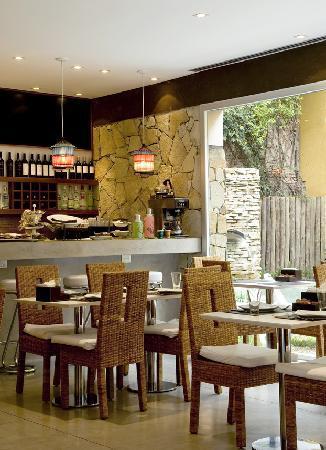 Mine Hotel Boutique : Restaurant