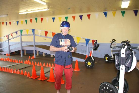 Segway Tours of Gettysburg (SegTours, LLC): Ludo the Dutch visitor