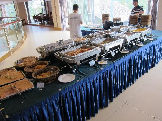 Hua Sheng International Hotel : breakfast 2