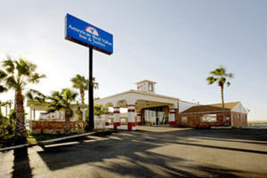 Americas Best Value Inn Portland/Corpus Christi: Exterior