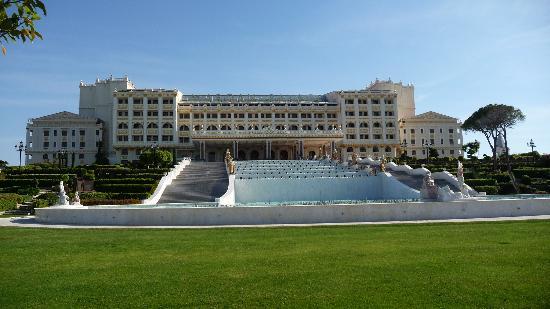 Mardan Palace: Front facade