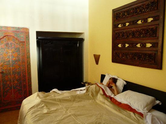 Life in Amed Boutique Hotel: la chambre