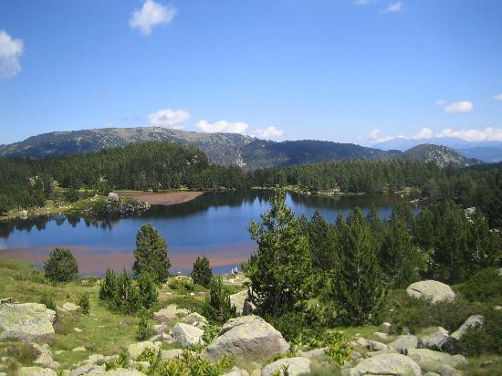 Les Cariolettes: Lac des Bouillouses