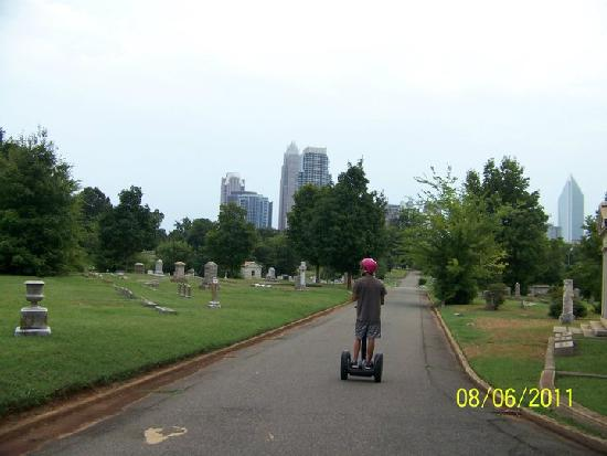 Segway Experience of Charlotte: Tour Guide Luke