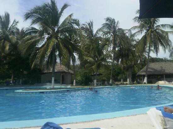 Hotel Suites Villasol: padrisimo el club de playa...........