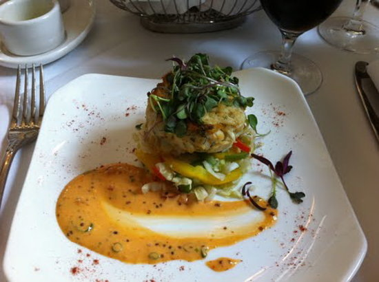 Occidental Grill: Crabcake