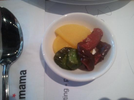 Wagamama : Pickles