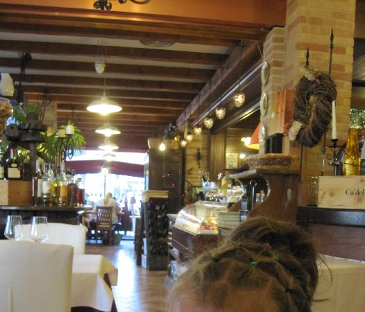 Al Torcio: il ristorante uno scorcio