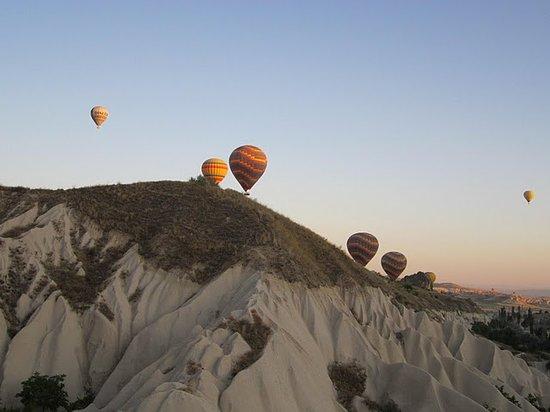 Mavi Ay Ballooning