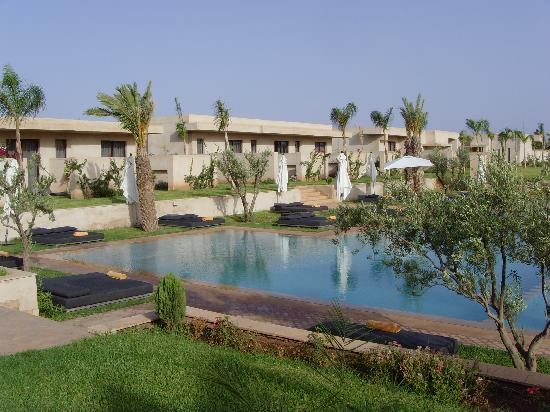 Sirayane Boutique Hotel & Spa: The swimming pool area