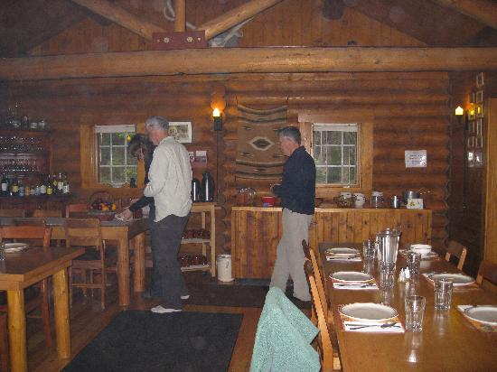 Shadow Lake Lodge: Dining Area