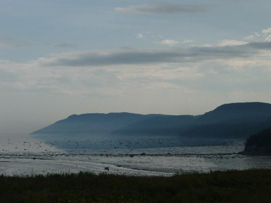 Hotel Cap-aux-Pierres : Charlevoix... one of the panoramic stops!