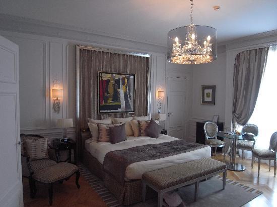 Majestic Hotel Spa: la chambre